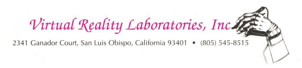 Virtual Reality Laboratories, Inc