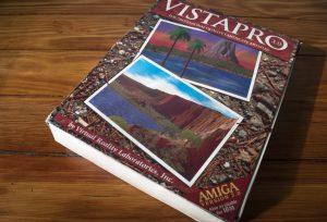 VistaPro 3.0 for the Amiga