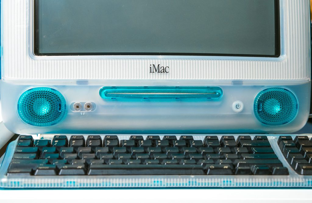 Apple G3 iMac Bondi Blue