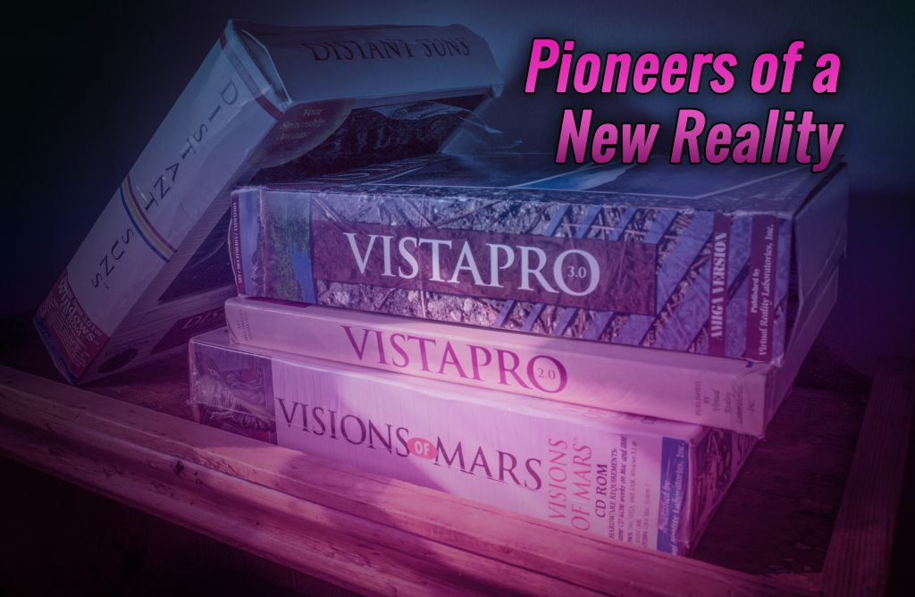 Pioneers of a New Reality